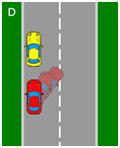 parallel parking - diagram d